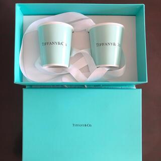 Tiffany & Co. - TIFFANY & Co. ティファニー ペアカップ 2セット 箱付