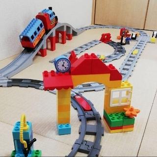 Lego - レゴデュプロ トレイン&レール セット