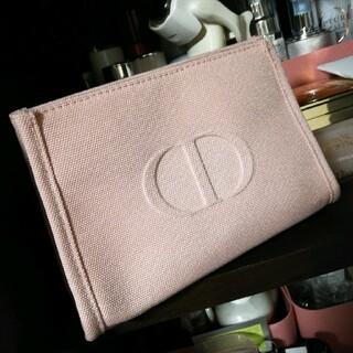 ディオール(Dior)のDior ポーチ ノベルティ 小物入れ ピンク 化粧ポーチ(ポーチ)
