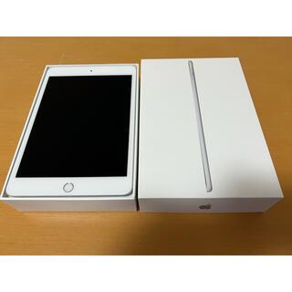 Apple - 【中古美品】iPad mini 5 Wi-Fiモデル 64GB シルバー