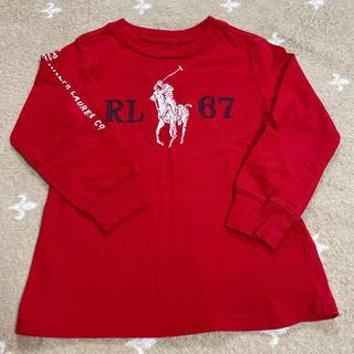 ラルフローレン(Ralph Lauren)のラルフローレン ロンT 3T(Tシャツ/カットソー)