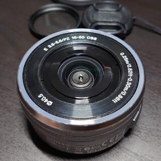 SONY - SONY E PZ16-50F3.5-5.6OSS SELP1650