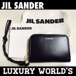 Jil Sander - 正規保証 国内正規品 新品未使用 ジルサンダー ジップアラウンドウォレット