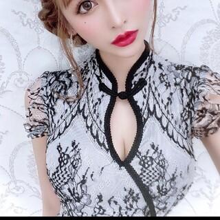 dazzy store - dazzy チャイナ風スリットドレス♡