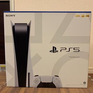 PlayStation - SONY PlayStation5 CFI-1100A01 新品未使用品