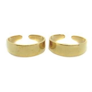 ドゥーズィエムクラス(DEUXIEME CLASSE)のドゥーズィエムクラス ARGUMENT ファランジリング ゴールド色 2号(リング(指輪))