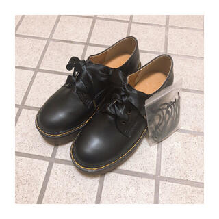 グレイル(GRL)のGRL 厚底レースアップシューズ(ローファー/革靴)