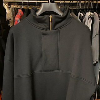 FEAR OF GOD - FEAR OF GOD 7th Brushed Pullover ブラック M