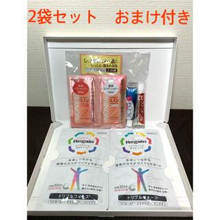 第一三共ヘルスケア - 【おまけ付き】リゲイン トリプルフォース 60錠×2袋