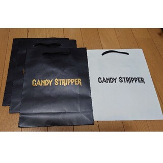 キャンディーストリッパー(Candy Stripper)のCandy Stripper(ショップ袋)