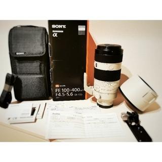 SONY - SONY ソニー Eマウントレンズ FE 100-400mm F4.5-5.6