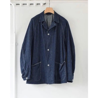 COMOLI - 【新品未使用タグ付き】comoli デニムワークジャケット