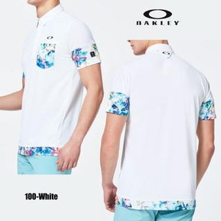 Oakley - 【OAKLEY】半袖 ポロシャツ メンズ