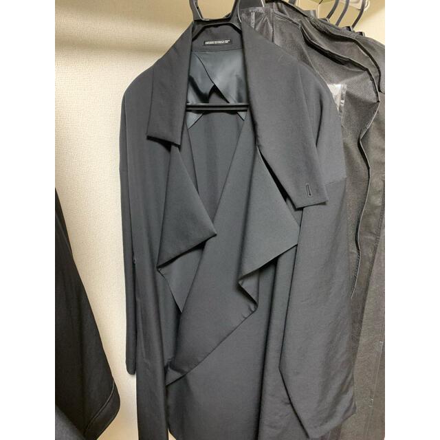 Yohji Yamamoto(ヨウジヤマモト)のyohji yamamoto 19aw テロテロコート メンズのジャケット/アウター(その他)の商品写真