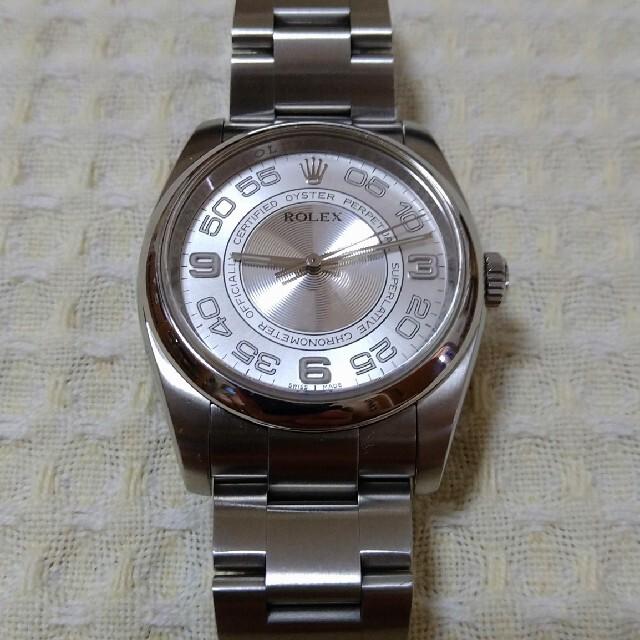 ROLEX(ロレックス)のロレックス オイスターパーペチュアル メンズの時計(腕時計(アナログ))の商品写真