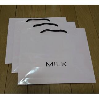 ミルク(MILK)のMILK(ショップ袋)