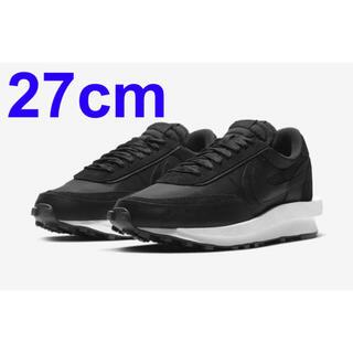 NIKE - Nike sacai LDwaffle black