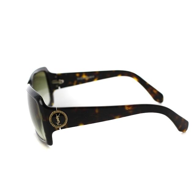 イヴサンローラン YSL 眼鏡 メガネ サングラス 58□15 130 黒 レディースのファッション小物(サングラス/メガネ)の商品写真