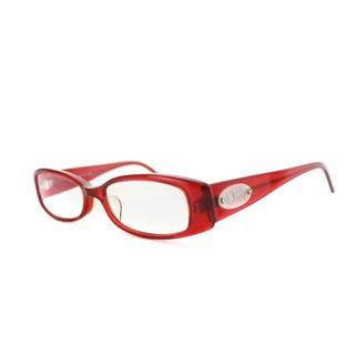 ディオール(Dior)のディオール Dior 眼鏡 度入り 49□15-135 赤  CD-7036J(その他)