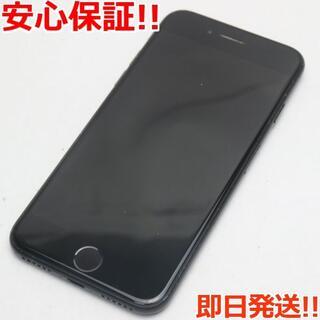 アイフォーン(iPhone)の良品中古 SIMフリー iPhone7 128GB ブラック (スマートフォン本体)