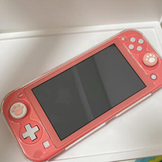 Nintendo Switch - Nintendo Switch Light ピンク