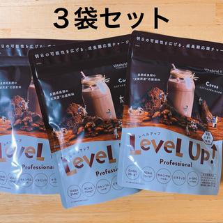最安値★レベルアップ ココア 3袋 栄養機能食品 ビタブリット カルシウム 鉄分