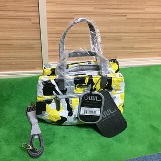 OUUL オウル ゴルフ 迷彩 アリゲーター柄 トートバッグ 鞄 新品未使用