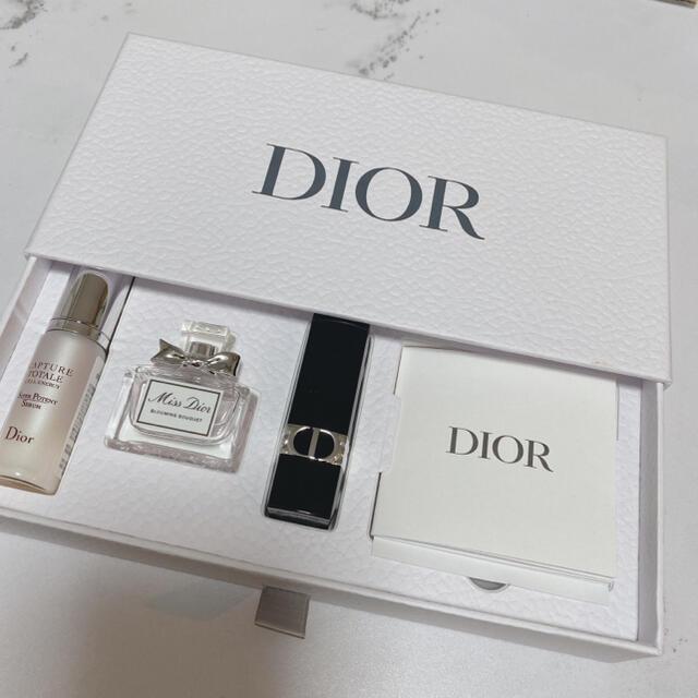 Dior(ディオール)のDior バースデーギフト コスメ/美容のキット/セット(コフレ/メイクアップセット)の商品写真