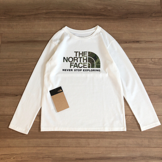 THE NORTH FACE - THE NORTH FACE kids  カモロゴティー 新品