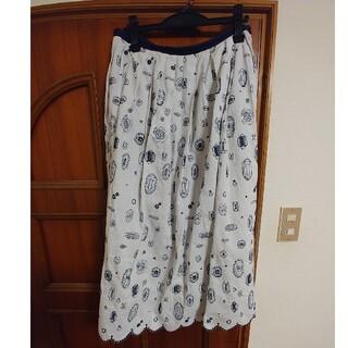 ミナペルホネン(mina perhonen)のミナペルホネン gemma スカート(ロングスカート)