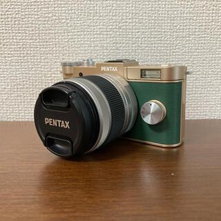 PENTAX - 美品 PENTAX  Q-S1 オーダーカラー