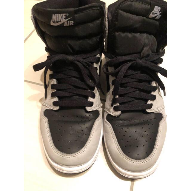 NIKE(ナイキ)のNIKE JORDAN1 retro High シャドウ2.0 shadow メンズの靴/シューズ(スニーカー)の商品写真