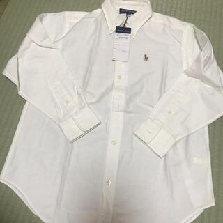 ラルフローレン(Ralph Lauren)の【新品タグ付き】RalphLauren シャツ キッズ 140cm(Tシャツ/カットソー)