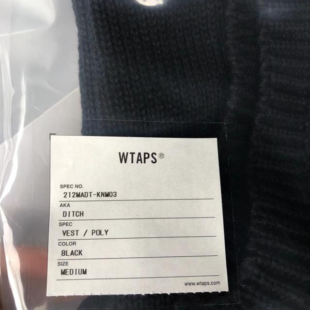 W)taps(ダブルタップス)のWTAPS DITCH / VEST / POLY  メンズのトップス(ベスト)の商品写真