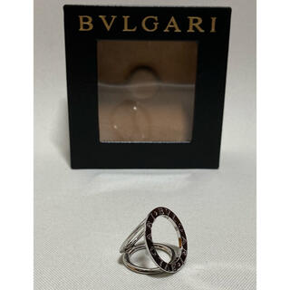 BVLGARI - BVLGARI ブルガリ スカーフリング STARLING SILVER 925