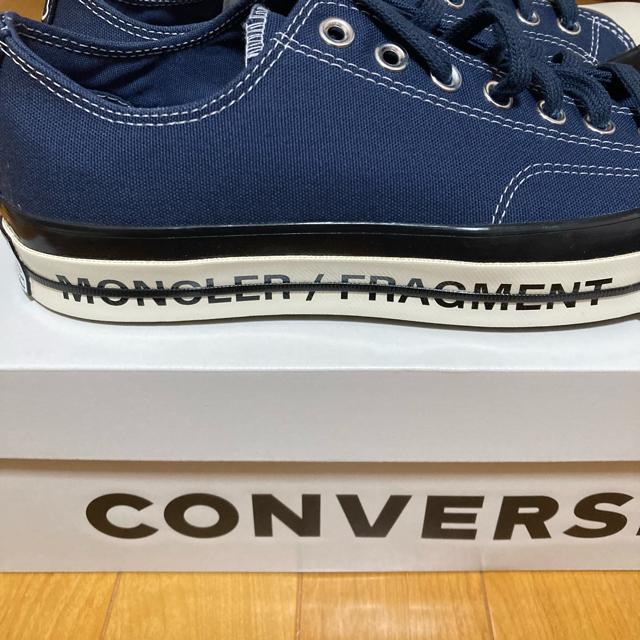 CONVERSE(コンバース)のMONCLER × FRAGMENT × CONVERSE Fraylor Ⅲ メンズの靴/シューズ(スニーカー)の商品写真
