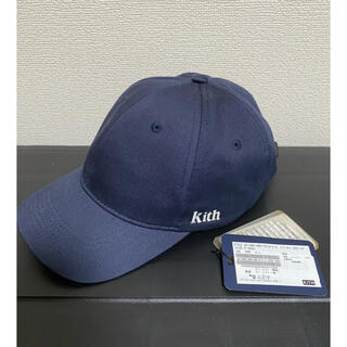 KITH Twill Sporty Cap ロゴ キャップ