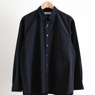 1LDK SELECT - universal products French front LS shirt