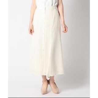 ミッシュマッシュ(MISCH MASCH)のミッシュマッシュ♡ 前ボタン付マーメイドスカート(ロングスカート)