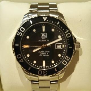 タグホイヤー(TAG Heuer)のタグホイヤー アクアレーサー キャリバー5 WAN2110(腕時計(アナログ))