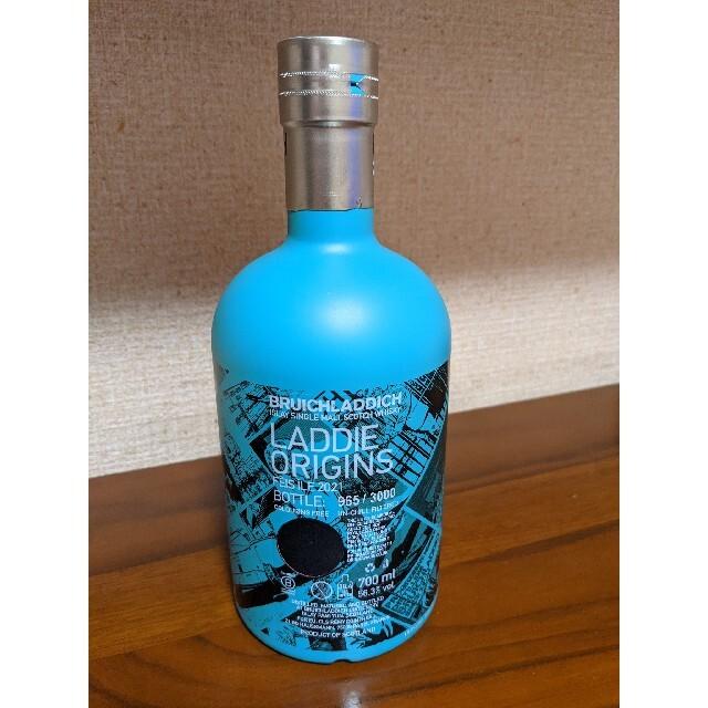 ブルックラディ Origins 2021アイラフェスボトル 食品/飲料/酒の酒(ウイスキー)の商品写真