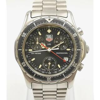 タグホイヤー(TAG Heuer)のTAGHEUER  タグホイヤー CE1112 プロフェッショナル クロノ 時計(腕時計(アナログ))