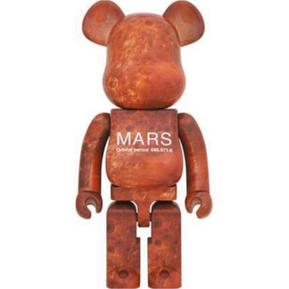 MEDICOM TOY - 新品未開封 絶版 希少 BE@RBRICK MARS 1000%