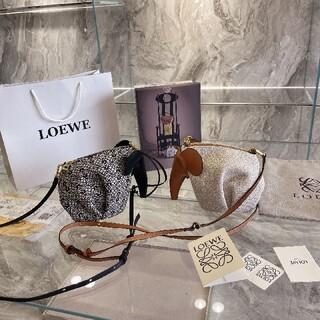 LOEWE - loewe ショルダーバッグ❀ 可愛い
