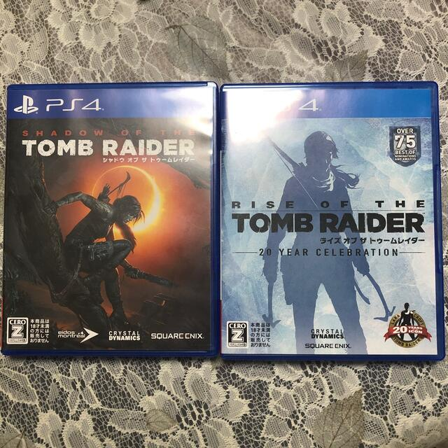 トゥームレイダー ライズ エンタメ/ホビーのゲームソフト/ゲーム機本体(家庭用ゲームソフト)の商品写真