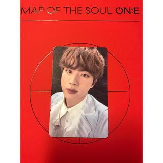 防弾少年団(BTS) - BTS MAP OF THE SOUL ONE JIN トレカのみ オマケ付き