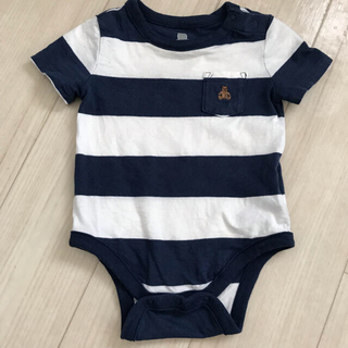 ベビーギャップ(babyGAP)の【まとめ買いの方割引】60センチ*babyGAP*半袖ボディスーツ(Tシャツ)