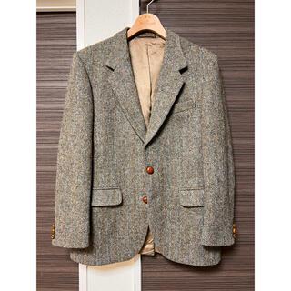 Harris Tweed - ハリスツイード 80年代ヴィンテージジャケット