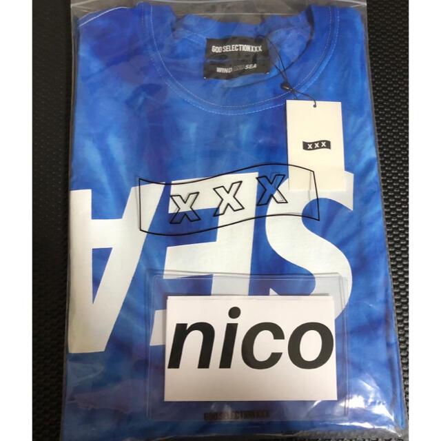 キムタク WIND AND SEA GOD SELECTION XXX  メンズのトップス(Tシャツ/カットソー(半袖/袖なし))の商品写真