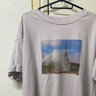 ナイスクラップ(NICE CLAUP)のNICE CLAUP ナイスクラップ Tシャツ プリントTシャツ(Tシャツ(半袖/袖なし))